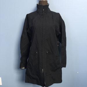 REI Zip High Neck Raincoat